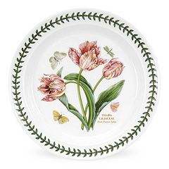 Portmeirion Botanic Garden 6 pc Dinner Plate Set