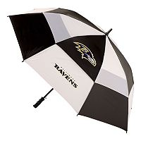 McArthur Baltimore Ravens Vented Golf Umbrella