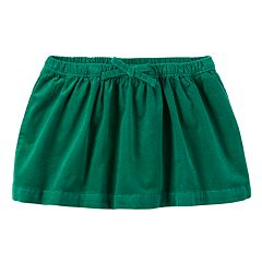 Girls 4-8 Carter's Corduroy Skirt