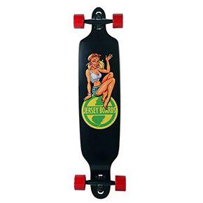 Jersey Boards Jersey Girl Double-Drop Longboard