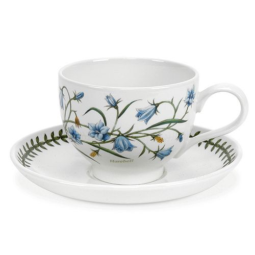 Portmeirion Botanic Garden 6-pc. Breakfast Cup & Saucer Set
