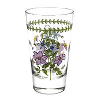 Portmeirion Botanic Garden 4 pc Highball Glass Set