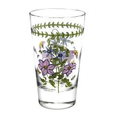 Portmeirion Botanic Garden 4-pc. Highball Glass Set