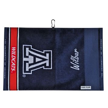 Team Effort Arizona Wildcats Jacquard Towel