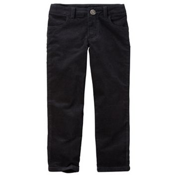 Girls 4-8 Carter's Corduroy Pants