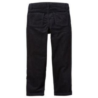 Girls 4-8 Carter's Corduroy Pants