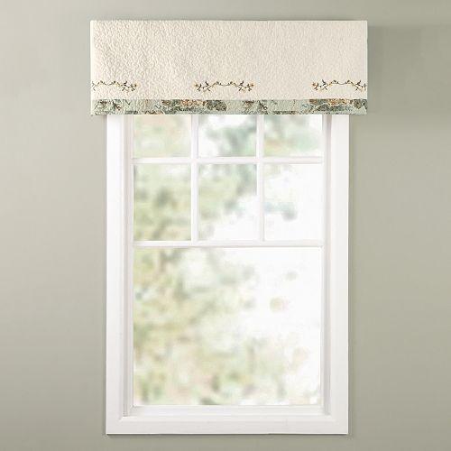 Home Classics® Rose Window Valance