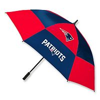McArthur New England Patriots Vented Golf Umbrella