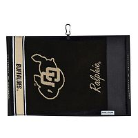 Team Effort Colorado Buffaloes Jacquard Towel