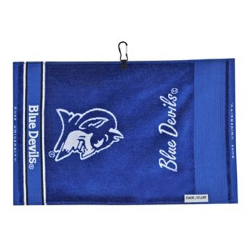Team Effort Duke Blue Devils Jacquard Towel
