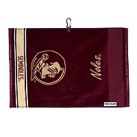 Team Effort Florida State Seminoles Jacquard Towel