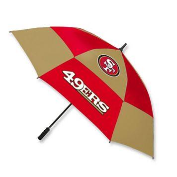 McArthur San Francisco 49ers Vented Golf Umbrella
