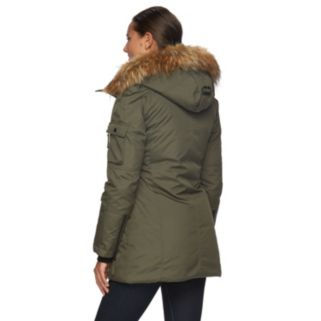 Women's S13 Ultra Tech Down Parka
