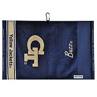 Team Effort Georgia Tech Yellow Jackets Jacquard Towel