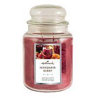 Hallmark Mandarin Berry 22-oz. Jar Candle