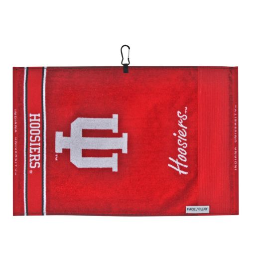 Team Effort Indiana Hoosiers Jacquard Towel