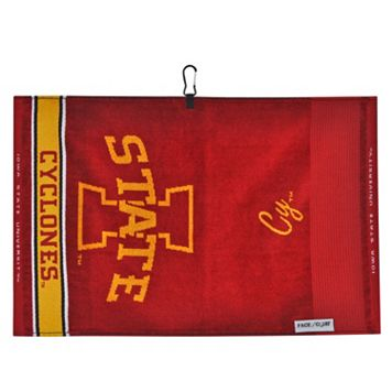 Team Effort Iowa State Cyclones Jacquard Towel