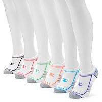 Women's Champion 6-pk. Performance No Show Socks