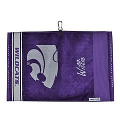 Team Effort Kansas State Wildcats Jacquard Towel