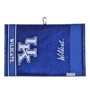 Team Effort Kentucky Wildcats Jacquard Towel