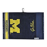 Team Effort Michigan Wolverines Jacquard Towel