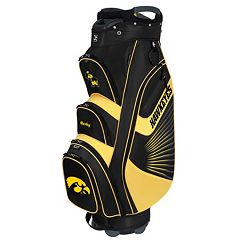 Team Effort Iowa Hawkeyes The Bucket II Cooler Cart Golf Bag