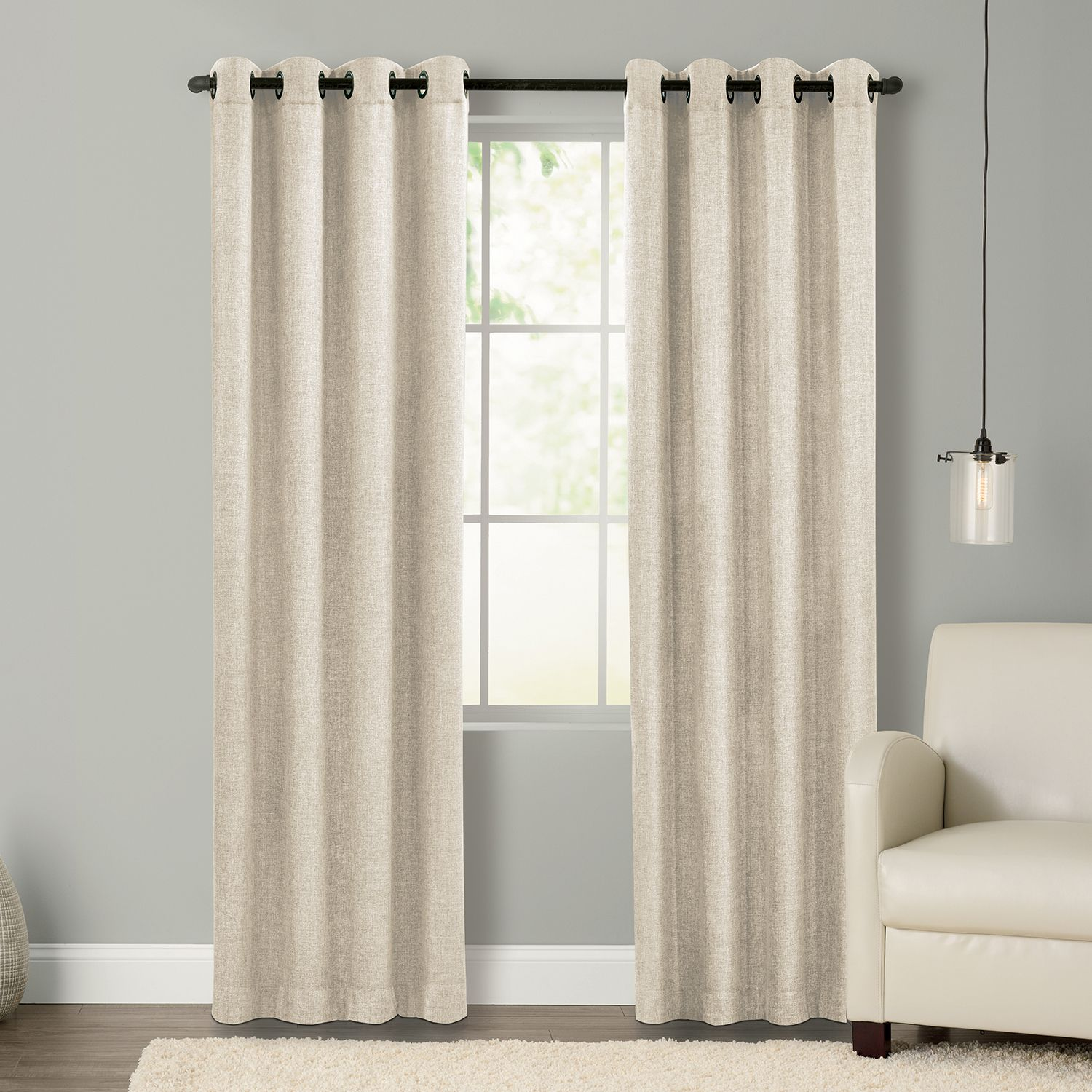 sonoma goods for life dynasty blackout window curtain