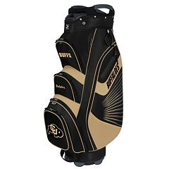 Team Effort Colorado Buffaloes The Bucket II Cooler Cart Golf Bag