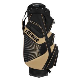 Team Effort Colorado Buffaloes The Bucket II Cooler Cart Golf Bag