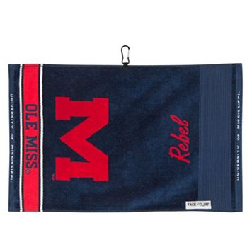Team Effort Ole Miss Rebels Jacquard Towel