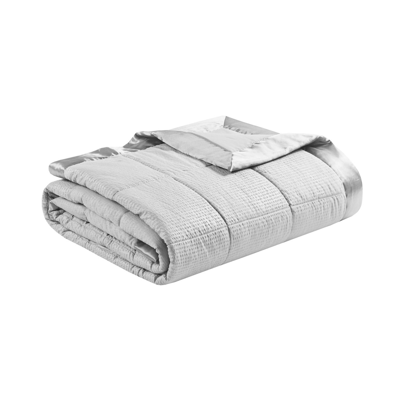 madison park 3m premium oversized down alternative blanket - Down Blankets