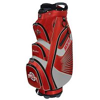 Team Effort Ohio State Buckeyes The Bucket II Cooler Cart Golf Bag