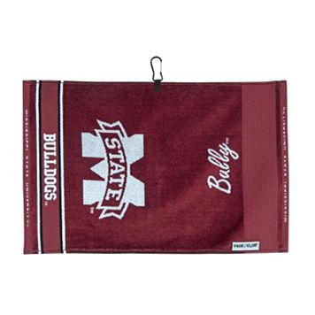 Team Effort Mississippi State Bulldogs Jacquard Towel