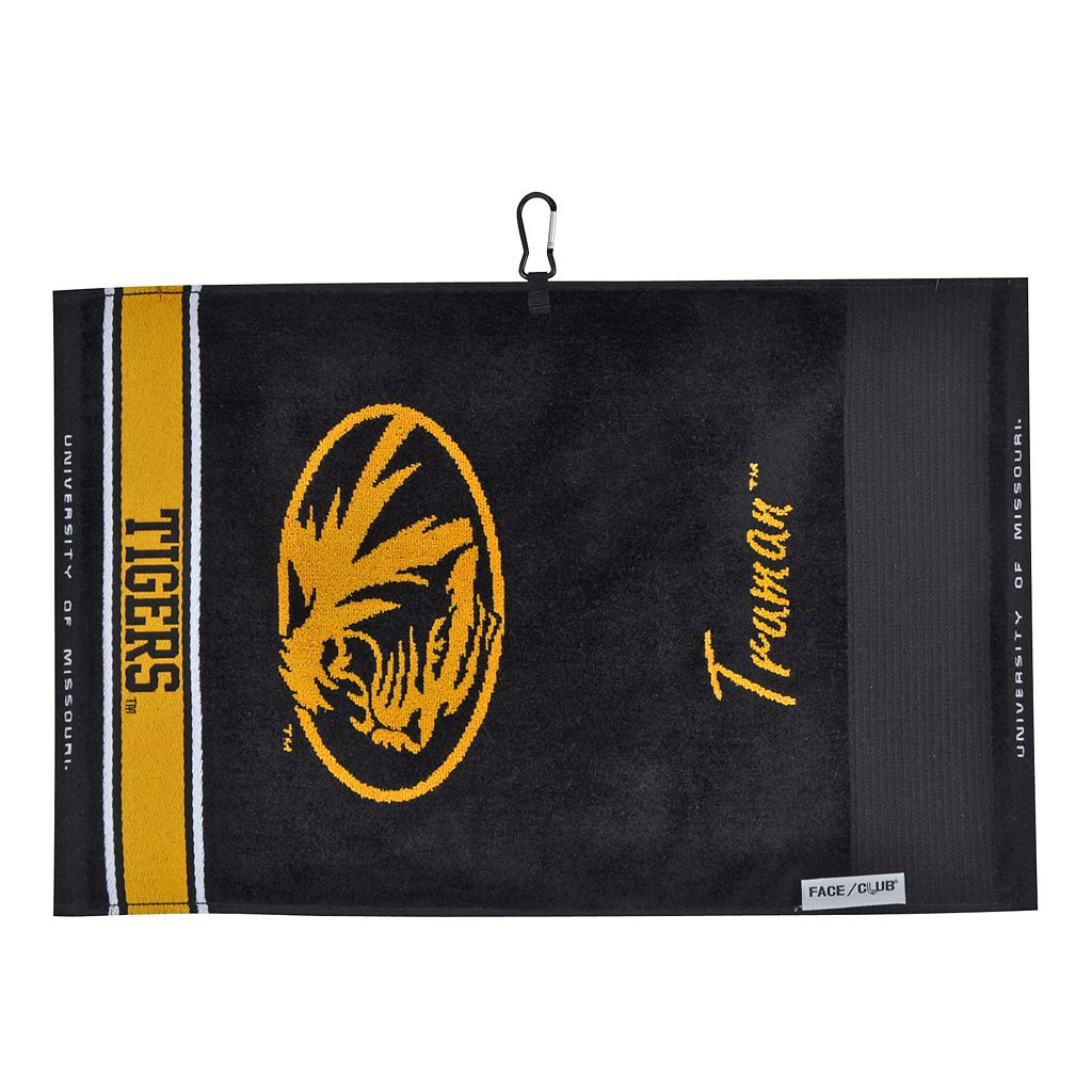 Team Effort Missouri Tigers Jacquard Towel