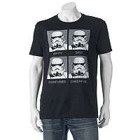 Men's Star Wars Stormtrooper Mood Tee