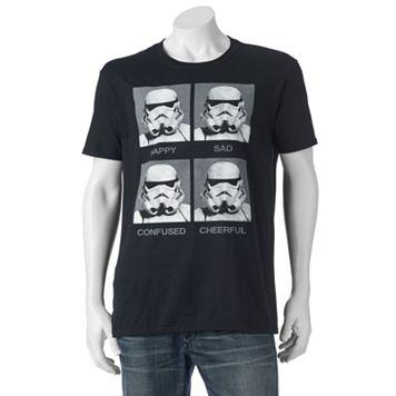 Men's Star Wars Stormtrooper Mood Tee