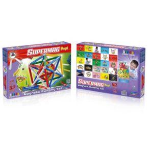 Supermag Maxi 92-pc. Classic Magnetic Building Set