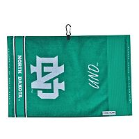 Team Effort North Dakota Jacquard Towel
