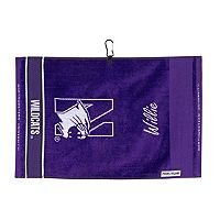 Team Effort Northwestern Wildcats Jacquard Towel
