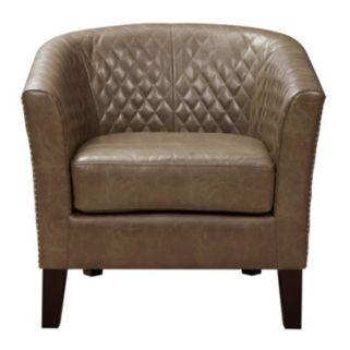 Pulaski Eldorado Casino Barrel Accent Chair