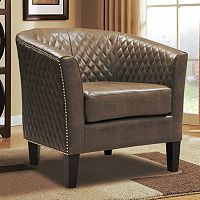 Pulaski Eldorado Casino Barrel Accent Chair