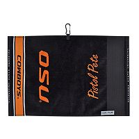 Team Effort Oklahoma State Cowboys Jacquard Towel