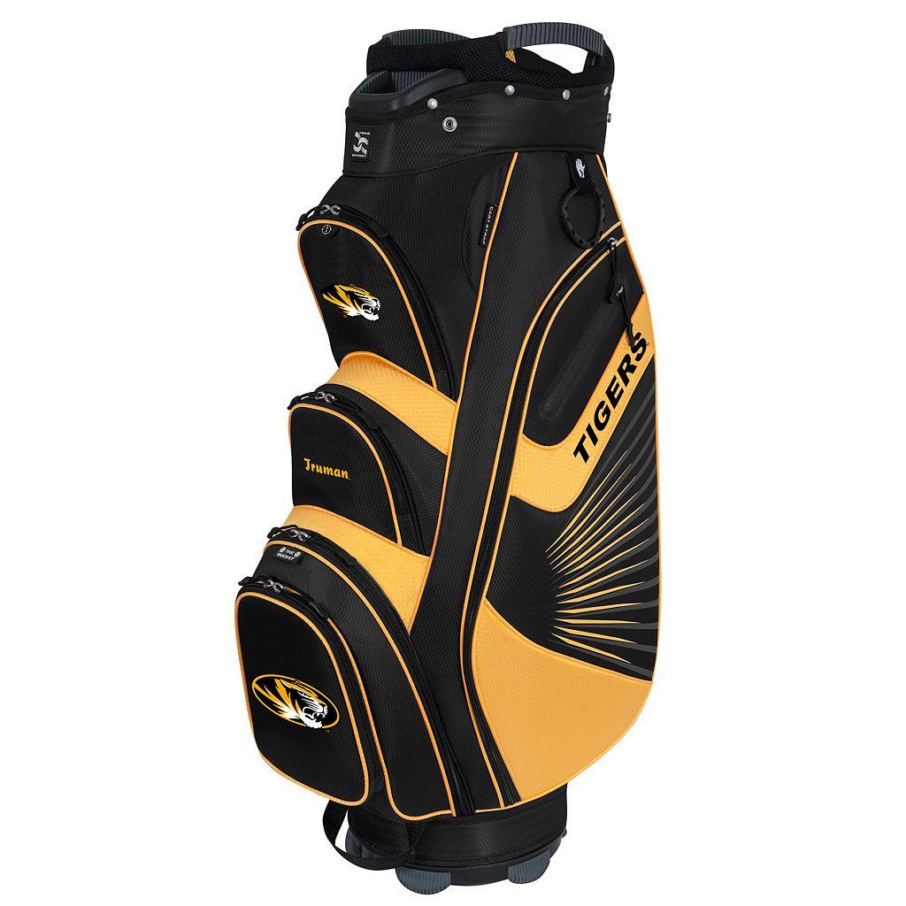 Team Effort Missouri Tigers The Bucket II Cooler Cart Golf Bag