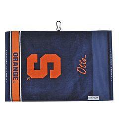 Team Effort Syracuse Orange Jacquard Towel