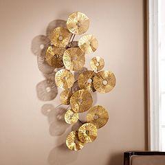 Allen Abstract Metal Wall Art