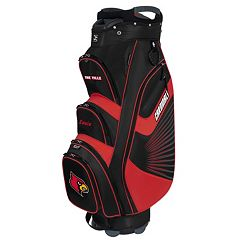 Team Effort Louisville Cardinals The Bucket II Cooler Cart Golf Bag