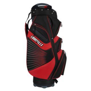 Team Effort Louisville Cardinals The Bucket II Cooler Cart Golf Bag