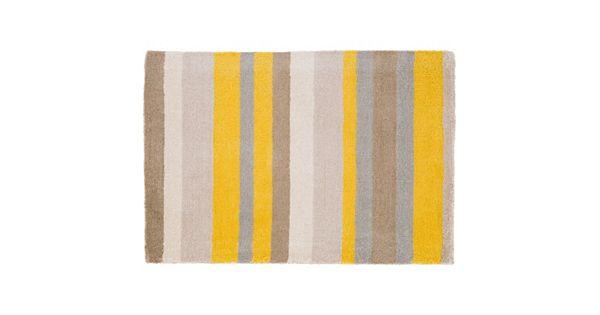 Decor 140 tamworth stripes wool rug for Decor 140 rugs