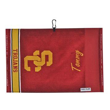 Team Effort USC Trojans Jacquard Towel