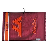 Team Effort Virginia Tech Hokies Jacquard Towel